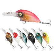 Mồi câu lure cá lóc, chẽm, cháp, rô phi, cá vược E39