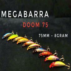 Mồi câu cá Megabarra Doom 75